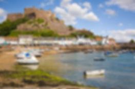 Carteret yachting destination Jersey