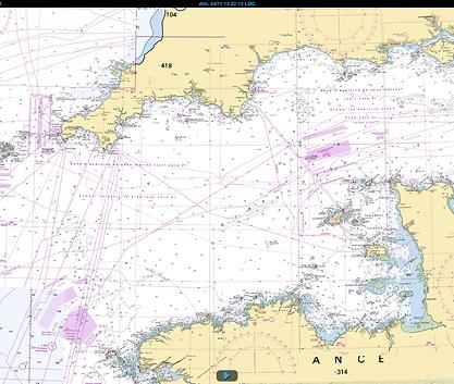 Carteret yachting destinations