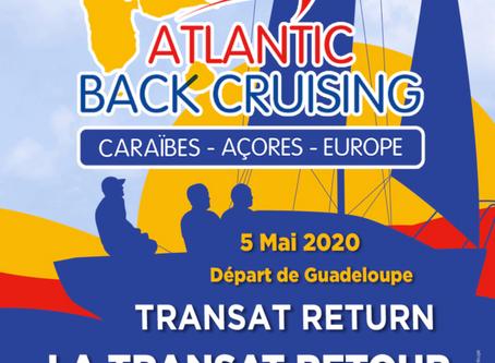 Back Cruising rally sympa pour ramener les bateaux des Antilles á suivre...