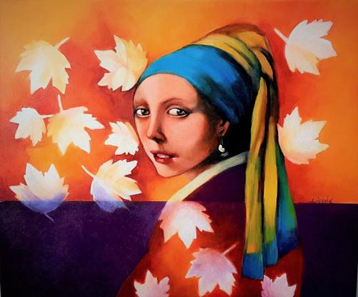 Homenaje a Vermeer/ Hommage an Vermeer