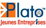 logo plato jeunes entreprises, CCI78