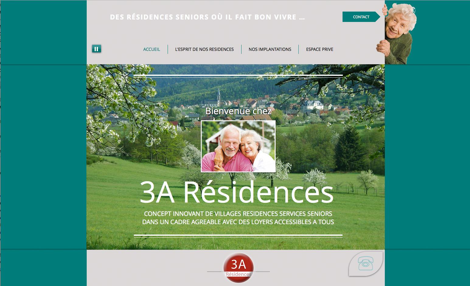 3A Résidences