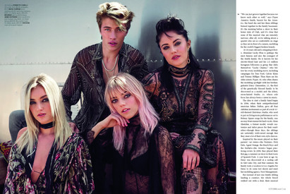 The Atomics: Lucky Blue