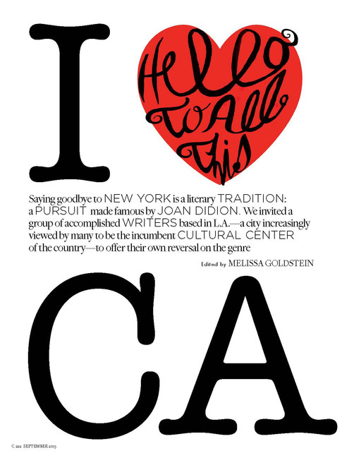 Heart and Font Design