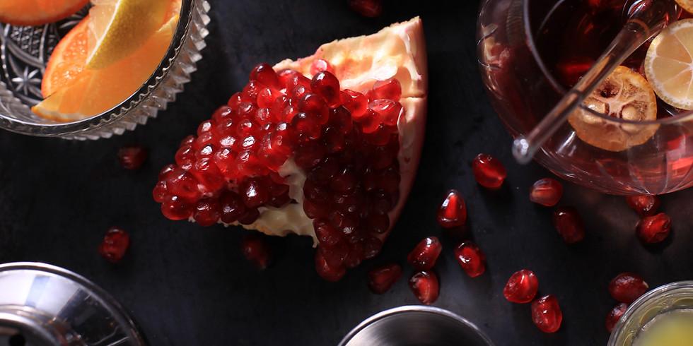25 Nov - Xmas Fermented Foods & Drinks
