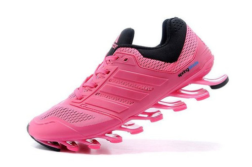 tenis adidas springblade drive rosa masculino