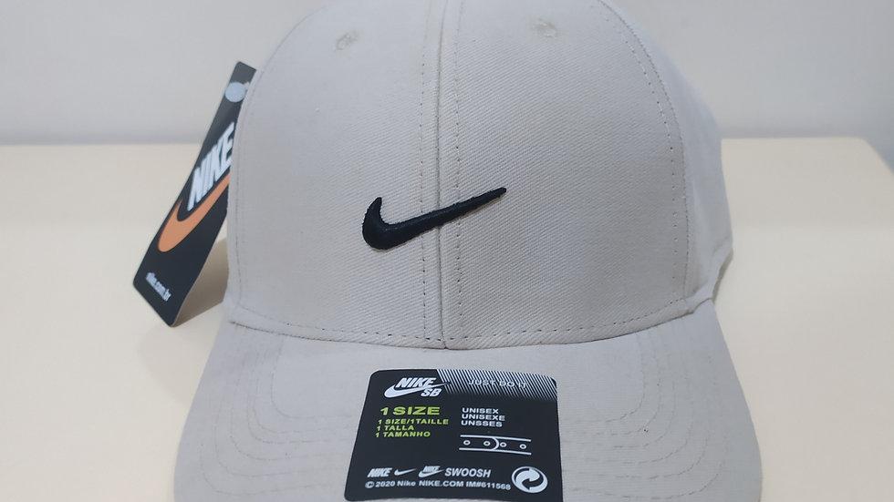 Boné Nike Bege Premium