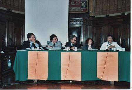 Relatori convegno sulla Somatopsichica