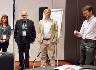 TACIT @ the 2016 ISPIM Innovation Conference in Porto