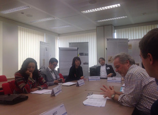 """TACIT @ the """"Knowledge Alliances"""" Thematic Cluster Meeting"""