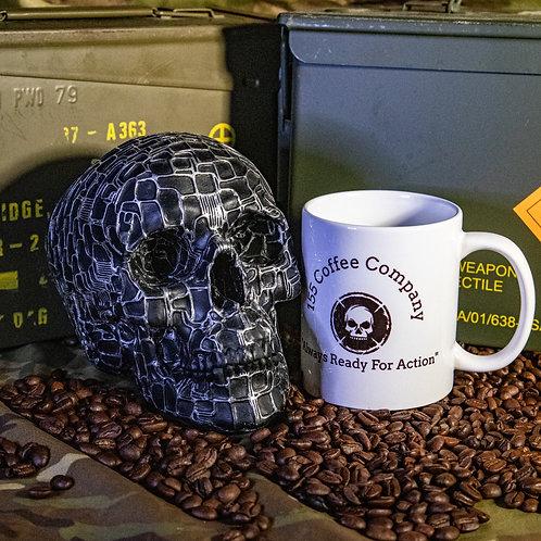 155 Coffee Co. Mug White