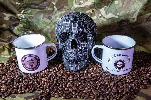 John McAleese Metal Camping Mug