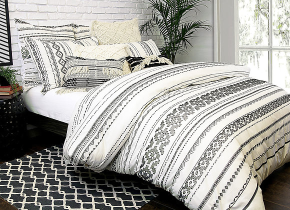 """Leyton"" Duvet Cover (King)"