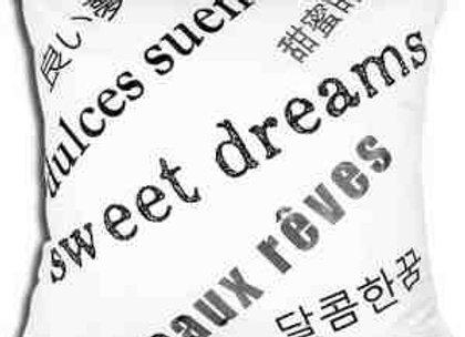 Sweet Dreams - Accent Cushion