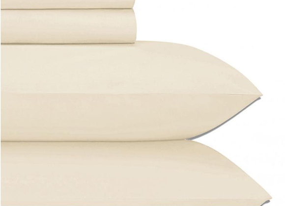 100% Cotton Sheets (Set) -Double
