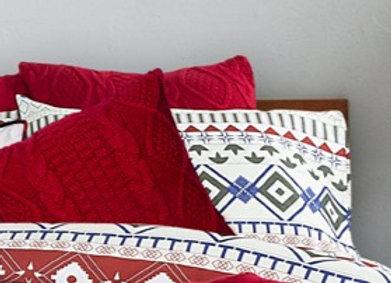 Pembrey Pillow Sham (Std/ Qn)