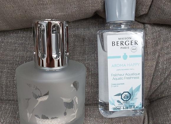 Lampe Berger Starter Kit (Aroma Happy)