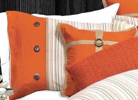 Norfolk - Pillow Sham (Std/Qn)