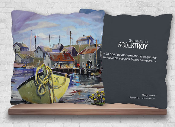 Robert Roy - Artist- Accent Cushion