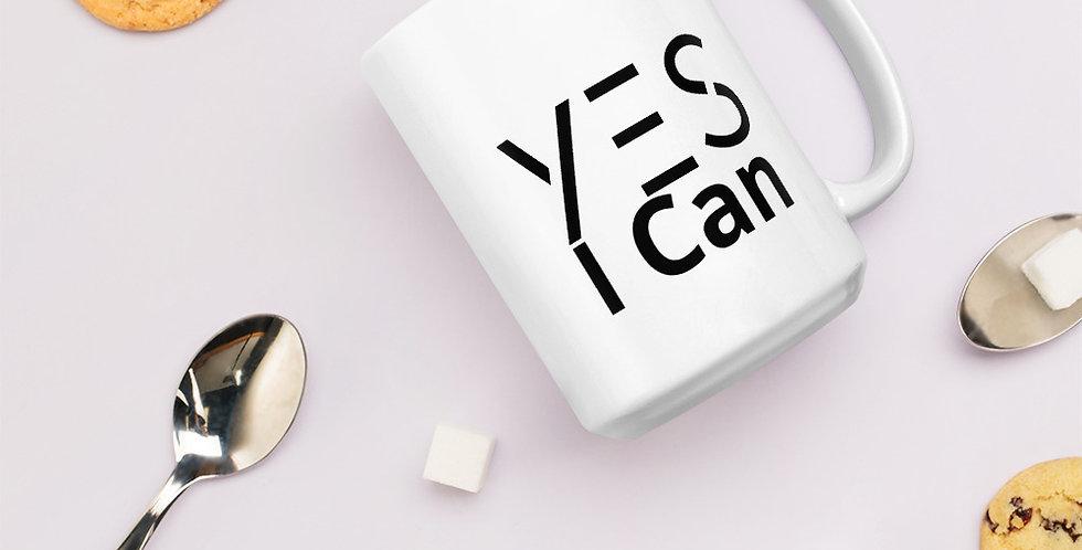 Mug - Yes I Can