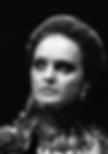 """Елена Сотникова в спектакле """"Государь ты наш, батюшка"""", 1991 г."""
