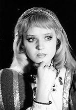 """Елена Сотникова в спектакле """"Мария Тюдор"""", 1985"""