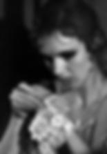 """Елена Сотникова в спектакле """"Без вины виноватые"""", 1993"""