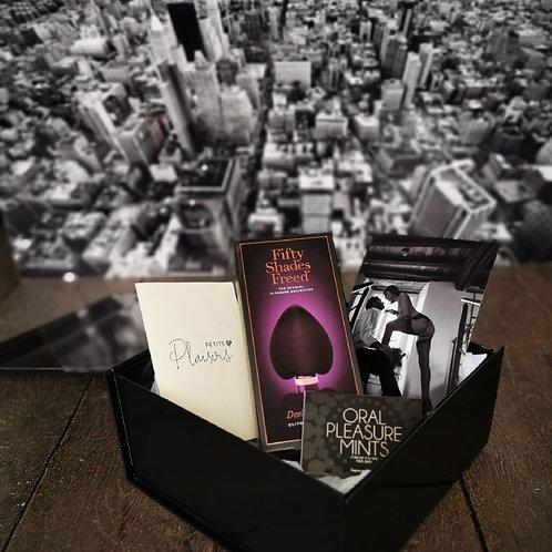JUIN 2019 (Fifty Shades Freed, Bonbons Oral Pleasure mintes - Bijoux Indiscrets)