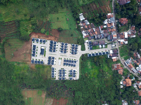 Site Plan Bandung Citylight