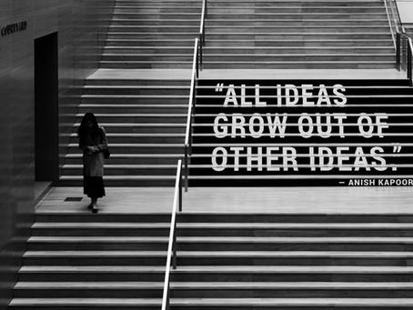 Hur får man idéer till sin företagsblogg?