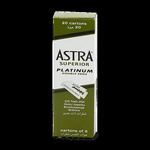 Astra Superior Platinum Razor Blades 100 pcs