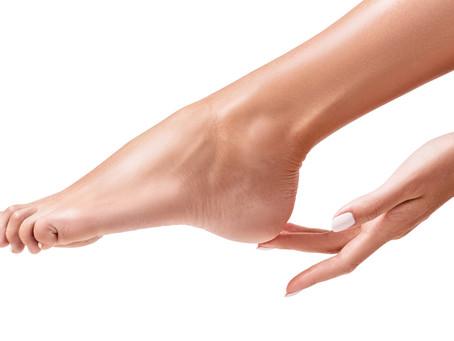 É preciso ter muito cuidado com as unhas, principalmente com as dos pés!