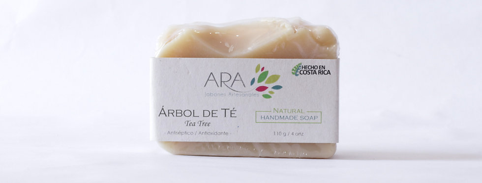 AR/ JABÓN ÁRBOL DE TÉ