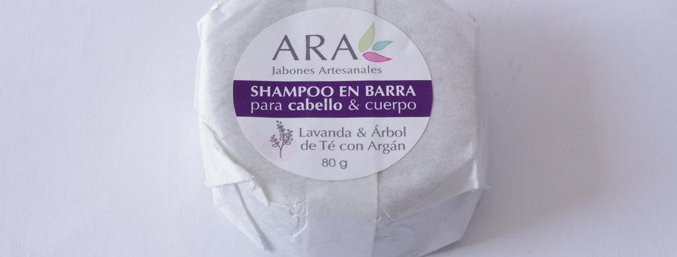 AR/ SHAMPOO ARTESANAL