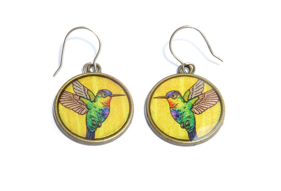 SR/ ARETE HUMMINGBIRDSR