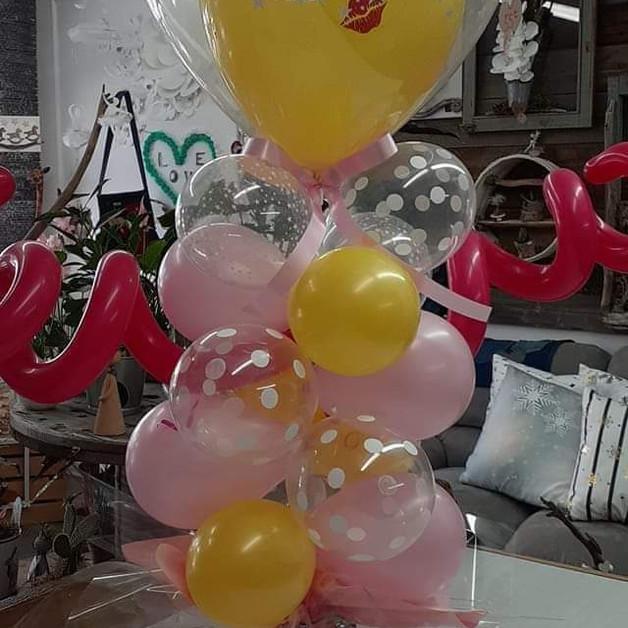 Ballons de table