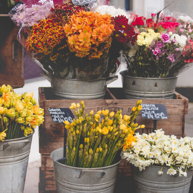Au choix du fleuriste