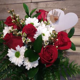 Le 6 roses de luxe