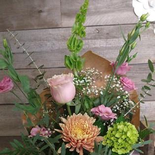 Bouquet du jour Selon vos couleurs