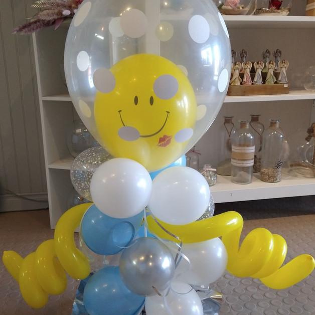 Ballon de table