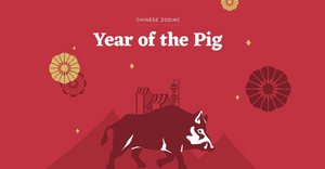 2019 Year of the Earth Pig