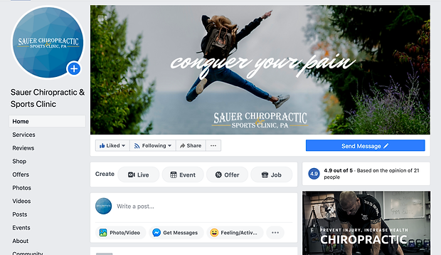 Sauer Chiro fb page still.png