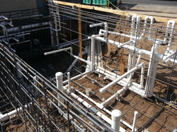 Steel &plumbing