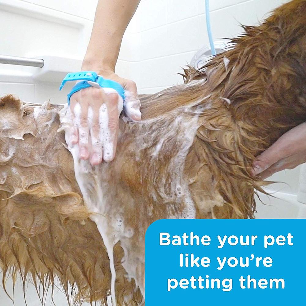aquapaw dog bathing tool shark tank product