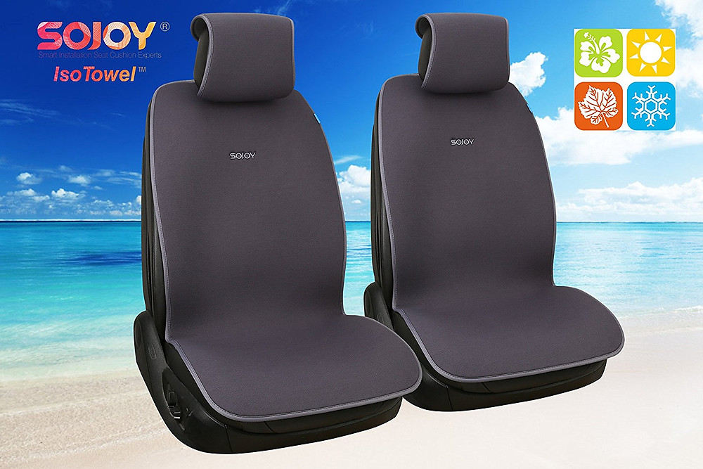 sojoy car seat cushions covers isotowel
