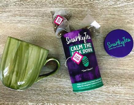 Snarky Tea - Shark Tank Product Update