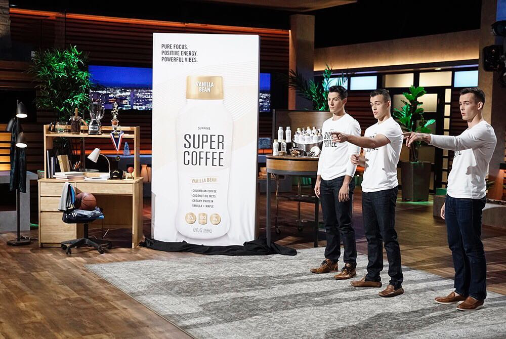 Sunniva Super Coffee Shark Tank Season 9