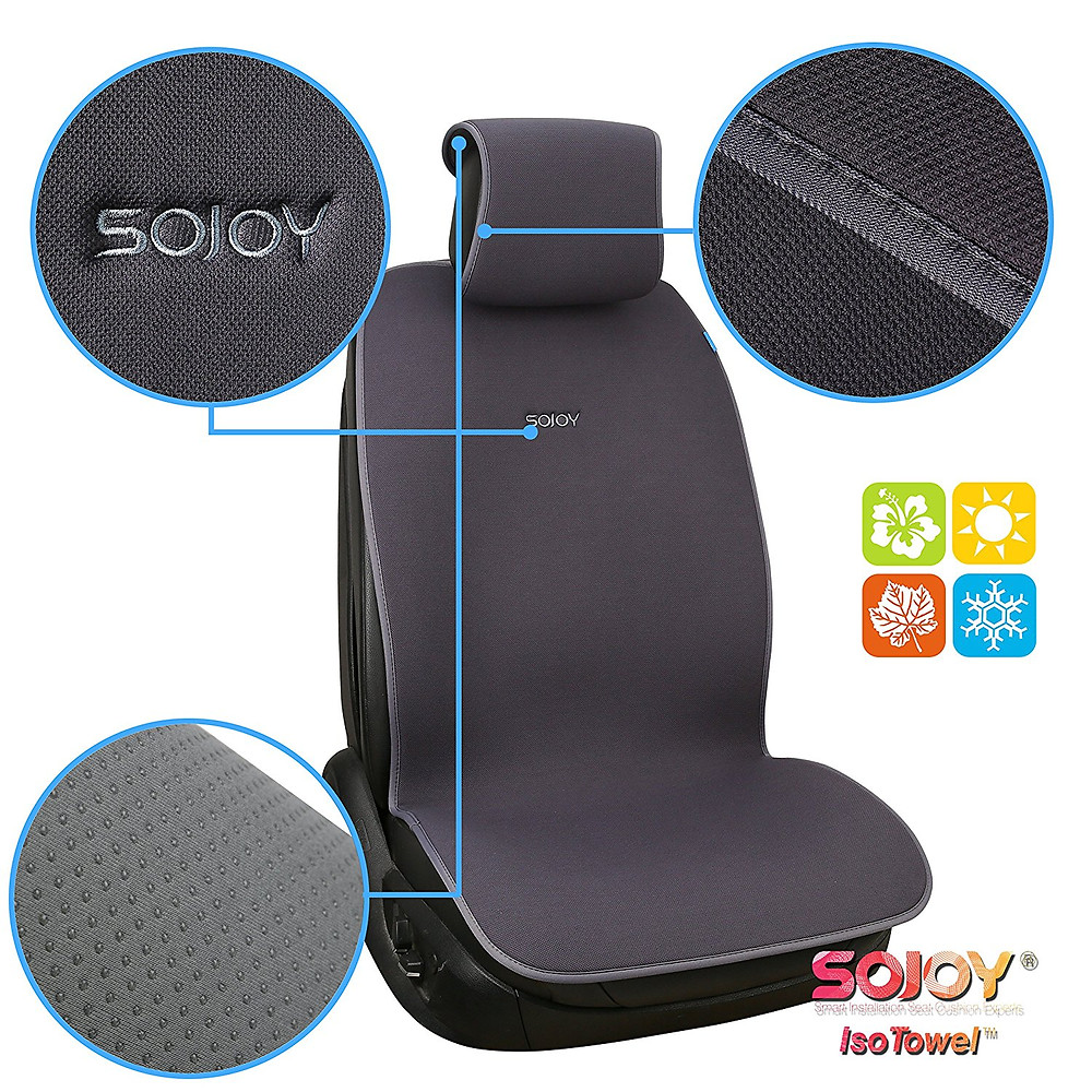 Car seat cushiions cover by Sojoy