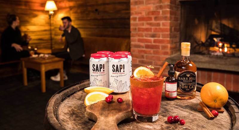Sap! Maple based Vermont Beverages
