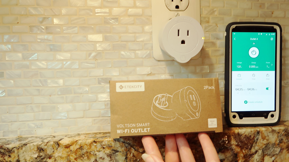 etekcity voltson smart plugs